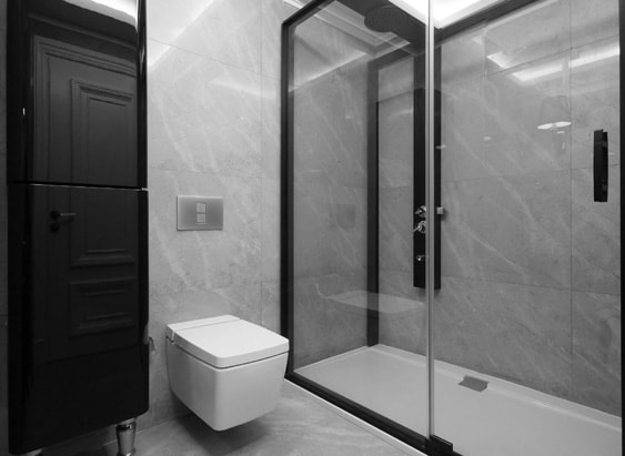 Executive Shower Areas