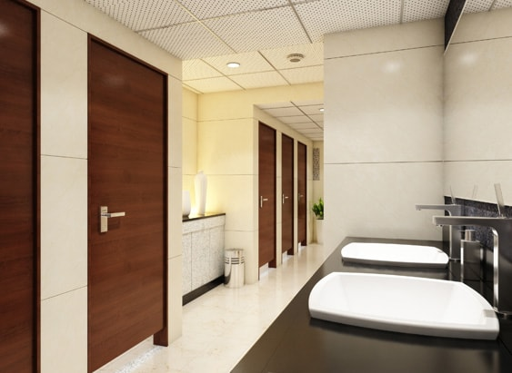 High End Rest Rooms